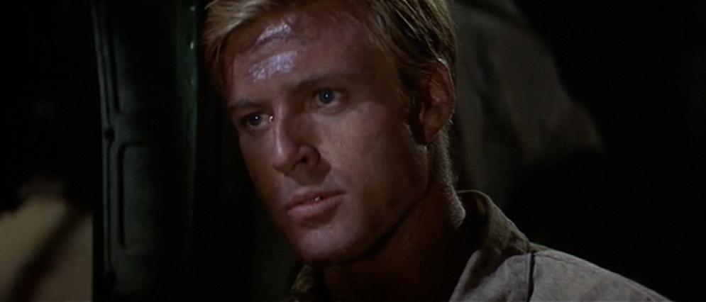 """Robert Redford dans """"La Poursuite impitoyable"""""""