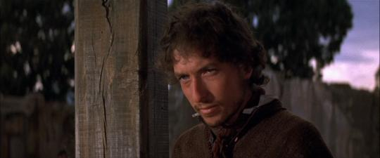 "Bob Dylan dans ""Pat Garrett et Billy the Kid"""