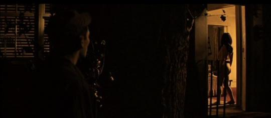 "Robert Forster et Elizabeth Taylor dans ""Reflets dans un œil d'or"""
