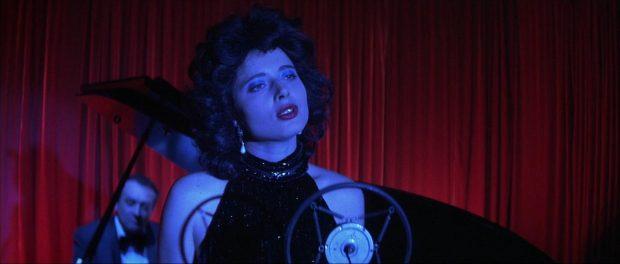 """Isabella Rossellini dans """"Blue Velvet"""""""