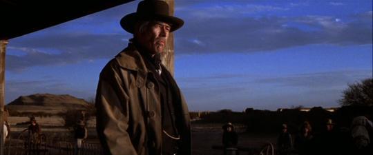 """James Coburn dans """"Pat Garrett et Billy the Kid"""""""