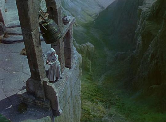 Deborah Kerr dans Le Narcisse noir