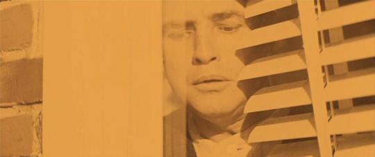 Marlon Brando dans Reflets dans un œil d'or