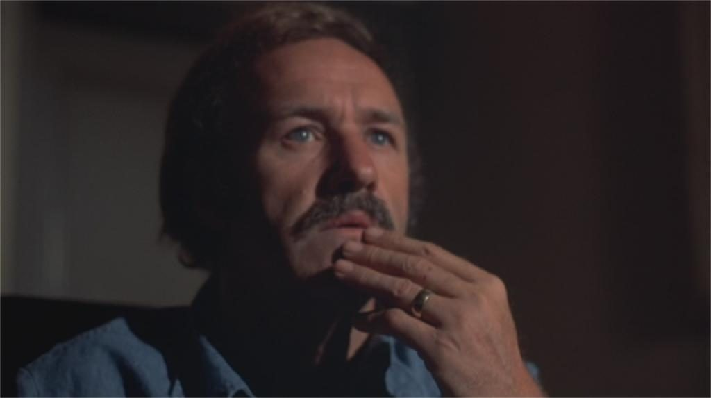 "Gene Hackman dans ""Night Moves"" (""La Fugue"")"