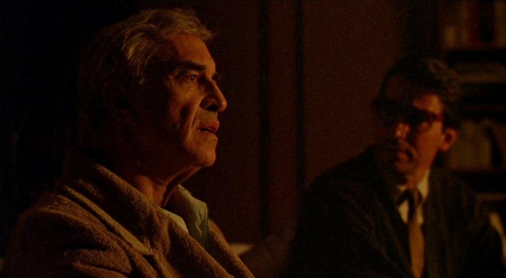 """Martin Landau et Sam Waterston dans """"Crimes et délits"""""""