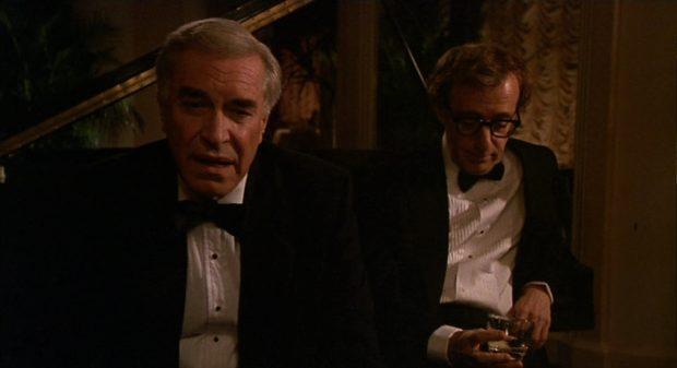 Martin Landau et Woody Allen
