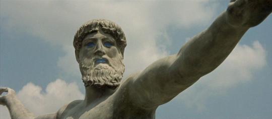 """Neptune dans """"Le Mépris"""""""