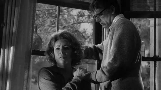 """Elisabeth Taylor et Richard Burton dans """"Qui a peur de Virginia Woolf ?"""""""