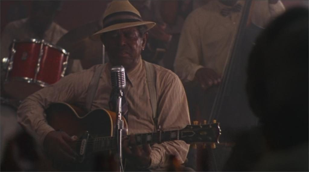 "Brownie McGhee dans ""Angel Heart"""