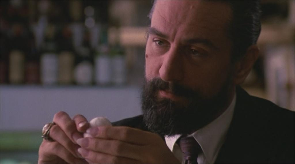 "Robert de Niro dans ""Angel Heart"""