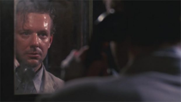 "Mickey Rourke dans ""Angel Heart"""