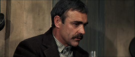 "Sean Connery dans ""The Molly Maguires"""