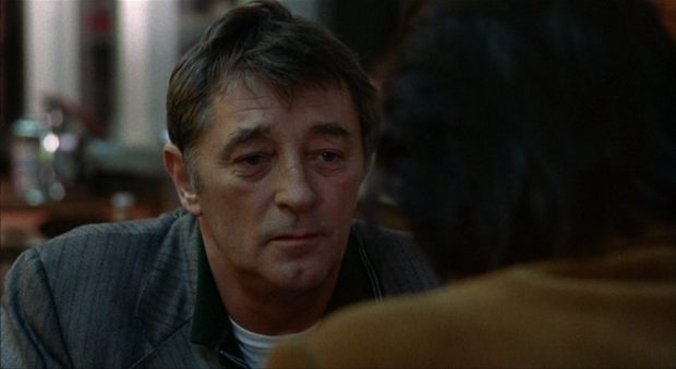 "Robert Mitchum dans ""The Friends of Eddie Coyle"""