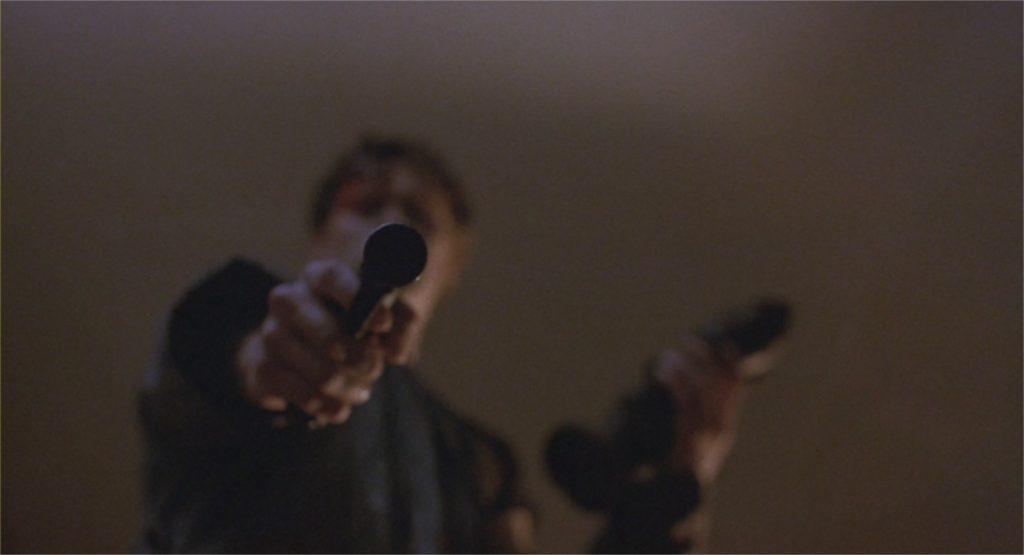 """Willem Dafoe dans """"Police fédérale Los Angeles"""""""