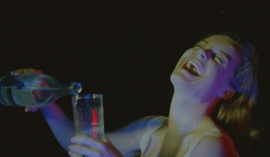 """Romy Schneider dans """"L'Enfer"""""""