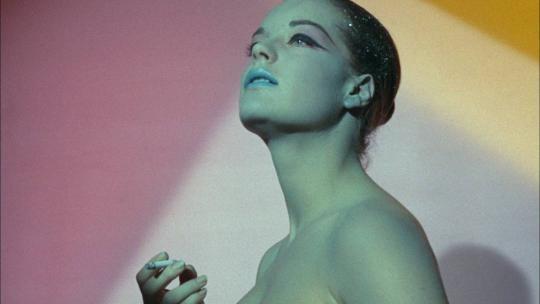 Romy Schneider filmée par Clouzot dans L'Enfer