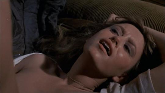 """Susan George dans """"Les Chiens de Paille"""""""