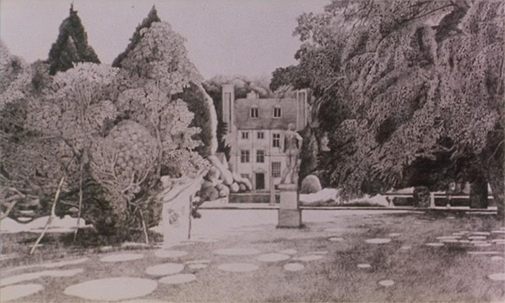Meurtre dans un jardin anglais