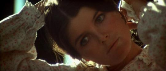 "Katharine Ross dans ""Butch Cassidy et le Kid"""