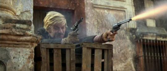 "Robert Redford dans ""Butch Cassidy et le Kid"""