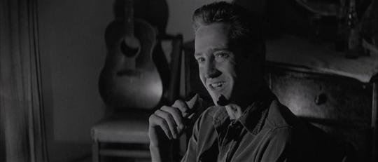 """Dick Hickock (Scott Wilson) dans """"De Sang Froid"""""""