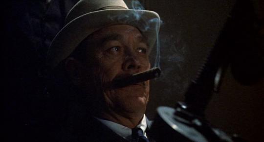 """Ben Johnson dans """"Dillinger"""""""