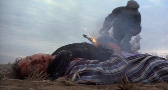 "Richard Dreyfuss dans ""Dillinger"""