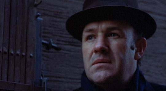 "Gene Hackman dans ""French Connection"""