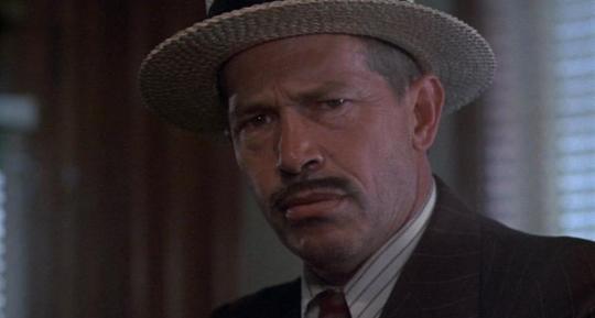 """Warren Oates dans """"Dillinger"""""""