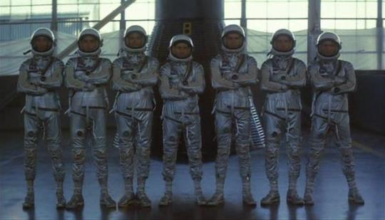 L'étoffe des héros (The Right Stuff)