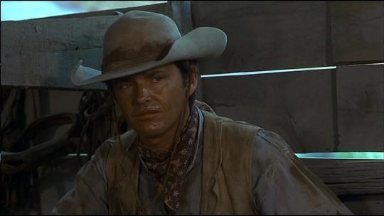 """Jack Nicholson dans """"L'Ouragan de la Vengeance"""""""