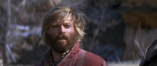 Robert Redford dans Jeremiah Johnson