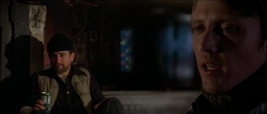 """Robert de Niro et Christopher Walken dans """"Voyage au bout de l'enfer"""""""