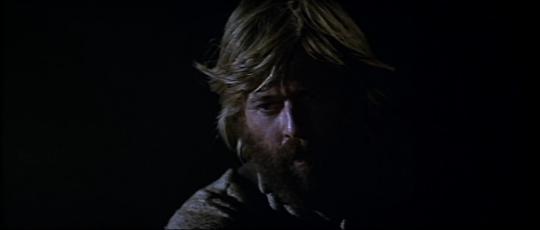 "Robert Redford dans ""Jeremiah Johnson"""