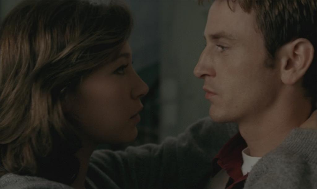 """Laura Smet et Benoît Magimel dans """"La Demoiselle d'honneur"""""""