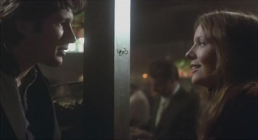 """Richard Gere et Diane Keaton dans """"À la recherche de Mister Goodbar"""""""