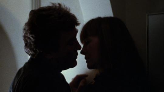 "Albert Finney et Diane Keaton dans ""L'usure du temps"""