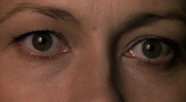 "Faye Dunaway dans ""Les Yeux de Laura Mars"""