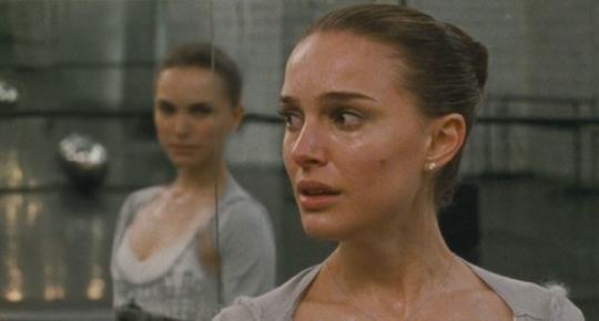 "Nathalie Portman dans ""Black Swan"""