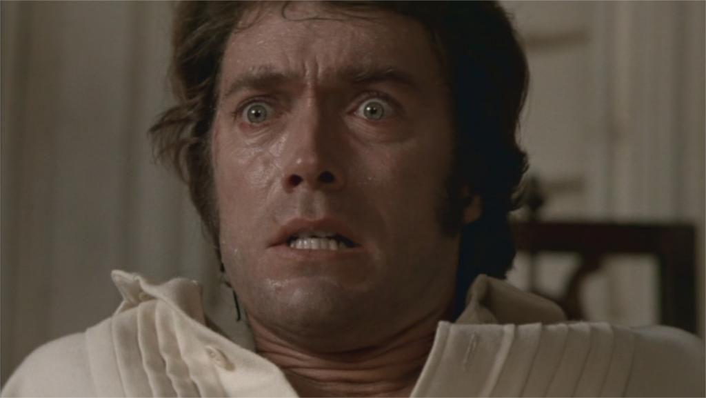 """Clint Eastwood dans """"Les Proies"""""""