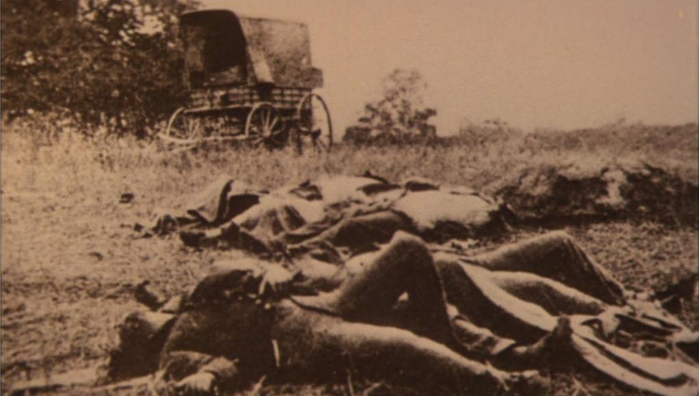 Les Proies, image de la Guerre de Sécession