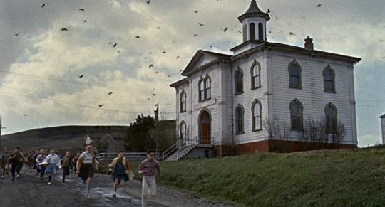 Les Oiseaux, d'Alfred Hitchcock