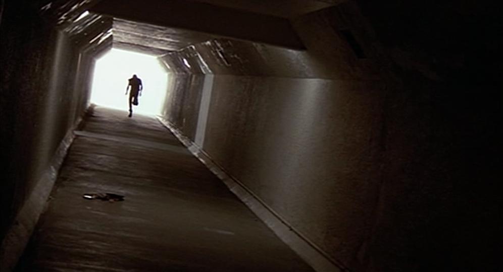 "La scène du tunnel dans ""Body Double"""