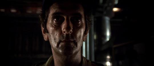 "Harry Dean Stanton dans ""Alien"""