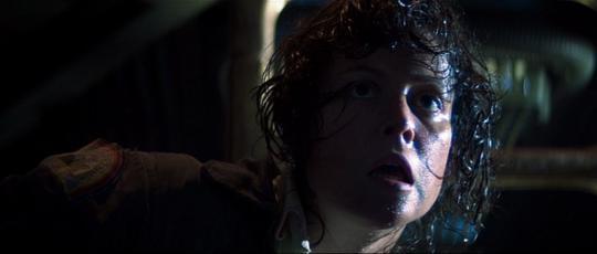 "Sigourney Weaver dans ""Alien"""