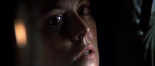 Sigourney Weaver dans Alien, le huitième passager