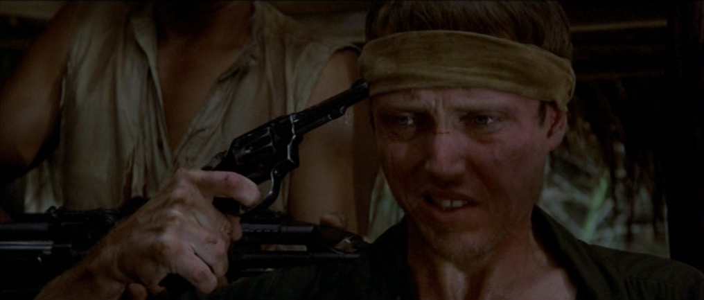 """Christopher Walken dans """"Voyage au bout de l'enfer"""""""