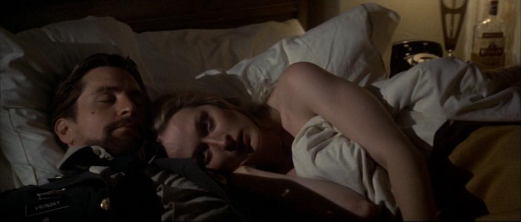 """Robert de Niro et Meryl Streep dans """"Voyage au bout de l'enfer"""""""
