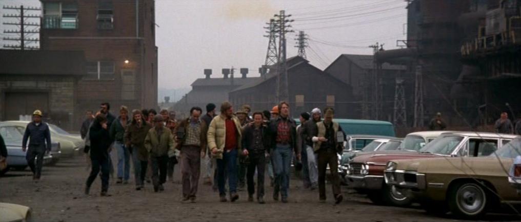 John Cazale, Chuck Aspegren, John Savage, Christopher Walken et Robert de Niro