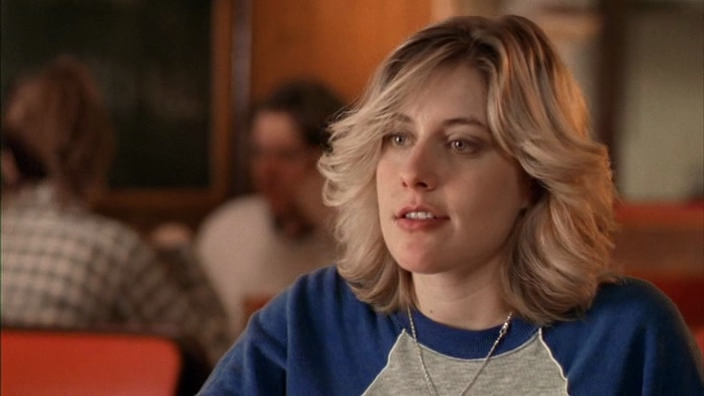 "Greta Gerwig dans ""The House of the Devil"""